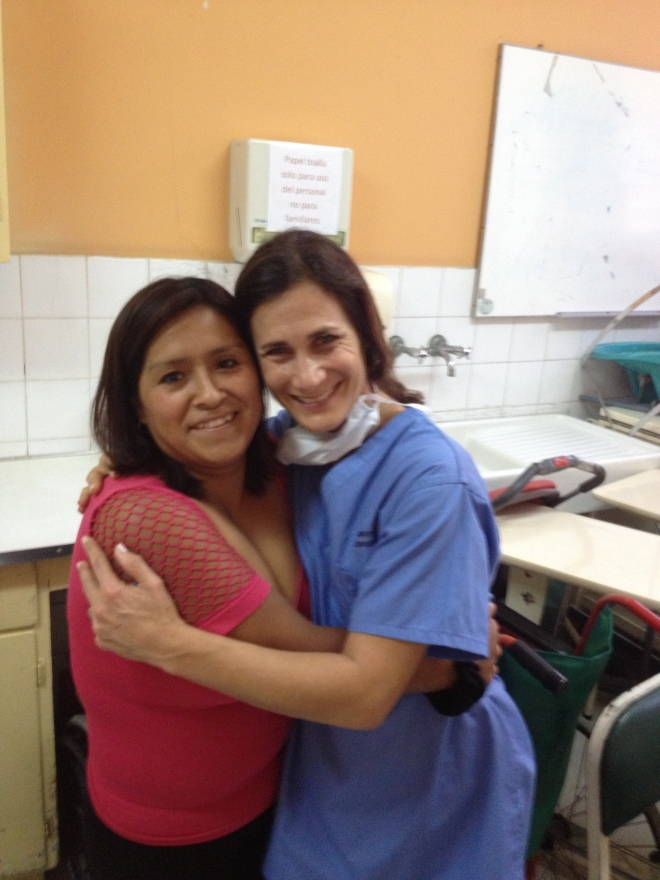 Fabriano's mother-Smile Network Mission