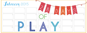 28 Days of Play
